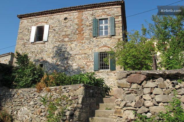 La maison de Jonas à Eressos, Lesbos