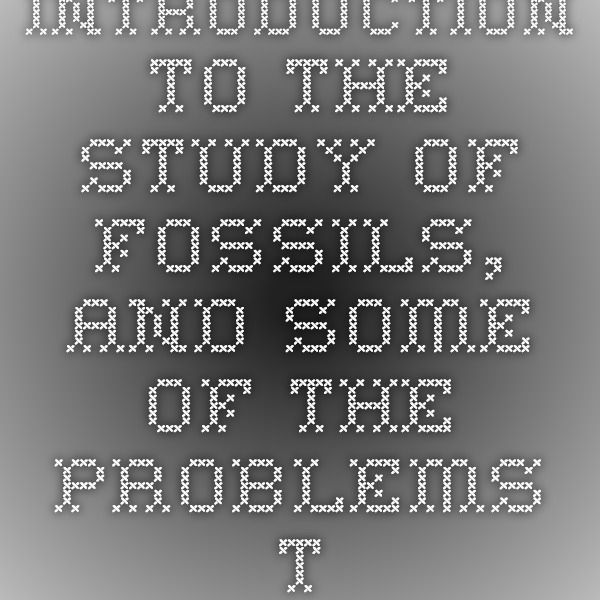 An analysis of the topic of the problem with evolutionists problems