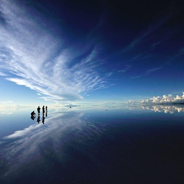 Salar de Uyuni, Bolivia. http://opo.do/51yb