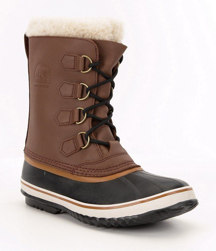 Sorel Mens 1964 Pac T Waterproof Cold Weather Boots