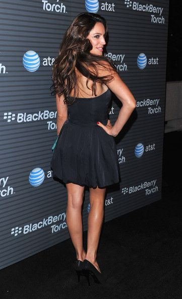 Kelly Brook Photos: Launch Party For The Blackberry Torch - Arrivals