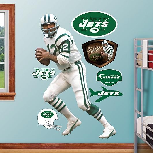 Joe Namath, New York Jets