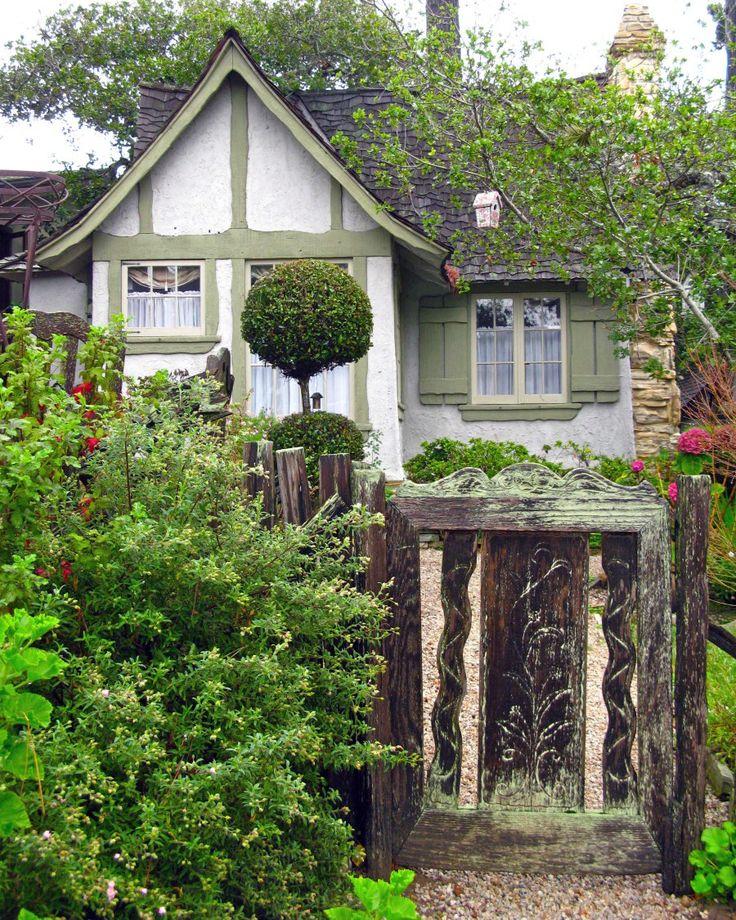 106 Best Carmel Houses Images On Pinterest