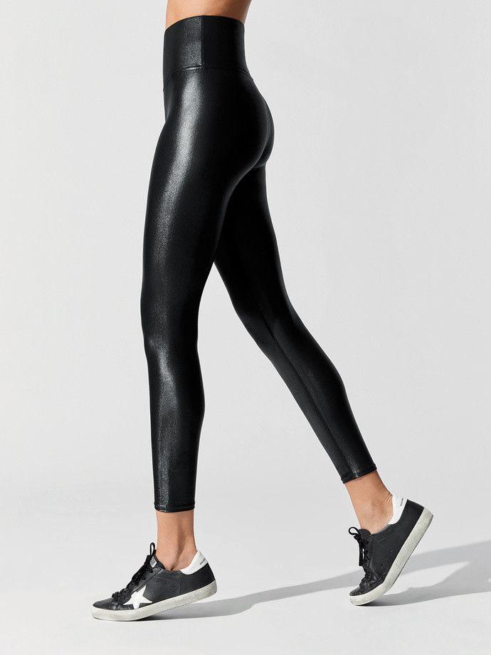 Carbon38 High Waisted 7/8 Length Takara Legging   – Fashion outfits