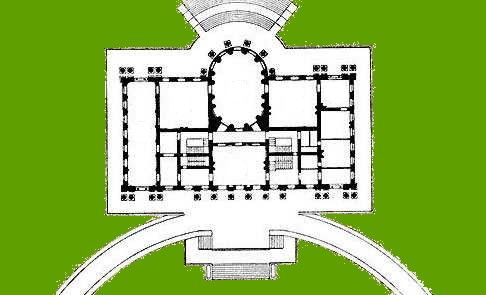 Yelagin Palace Ground Floor A Palace In Russia