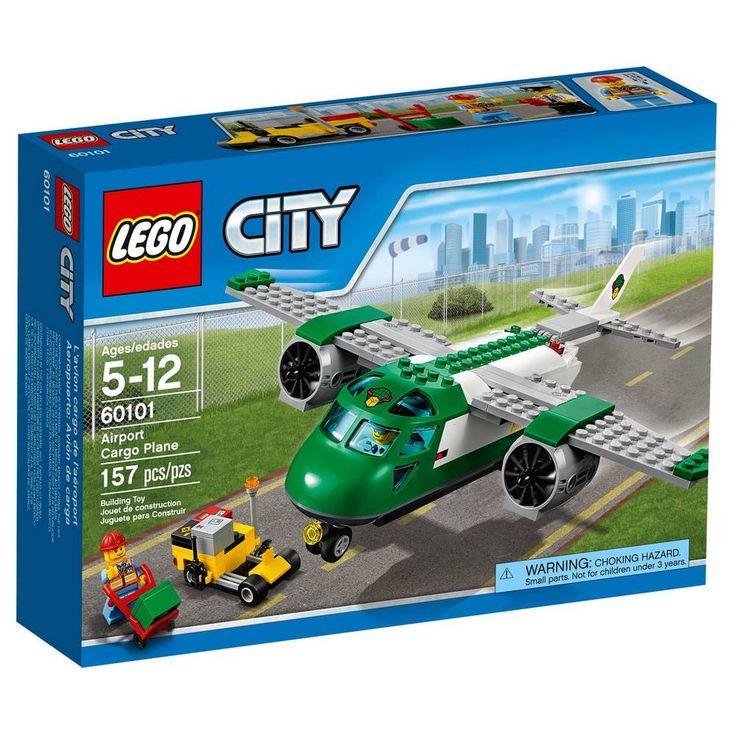 LEGO® City Airport Cargo Plane 60101  | eBay