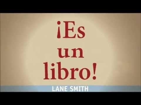 """""""Es un libro"""", de Lane Smith. Océano Travesía."""