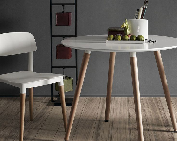 Столы в скандинавском стиле