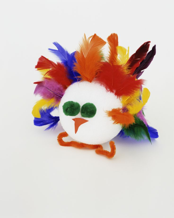 thanksgiving crafts   Fun and Easy Preschool Thanksgiving Crafts