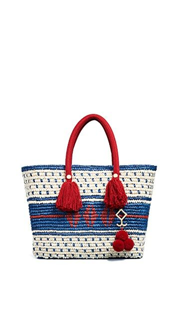 25c73b9614 Roja Tote Bag | Best Beach Bags for Summer | Bags, Tote Bag, Best ...