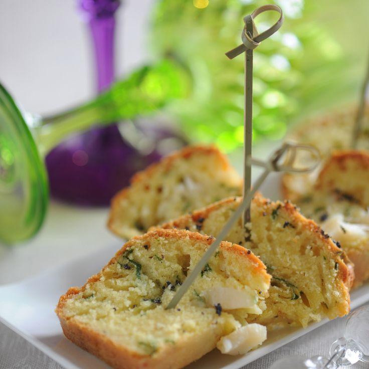 Minicakes aux noix de pétoncle