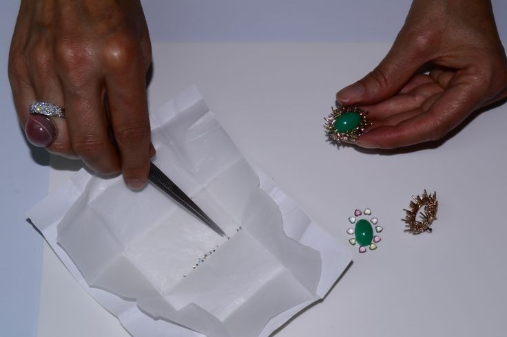 selecting the best stones for the setting
