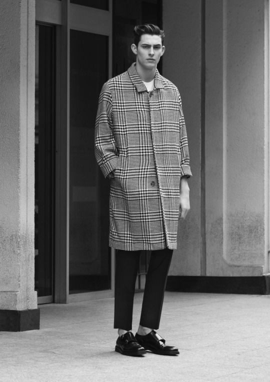Rhys Pickering by Laurent Humbert - Client Magazine #fashion #outfit #menswear