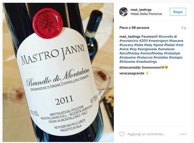 BrunellodiMontalcino per Instagram.