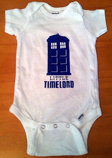 This I like....shame all my friends who are having babies aren't as geeky as me.