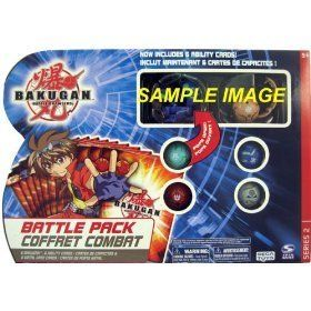 Bakugan Battle Brawlers Battle 6 Pack Grey & Brown by Spin Master. $39.99. Includes 6 Bakugan, 6 Metal Gate Cards and 6 Ability Cards. Colors and Styles may vary. For ages 5+. !!! RARE !!! Bakugan Battle Brawlers Battle 6 Pack Grey & Brown. Answer the call to brawl and decide the fate of the galaxy! These small spheres magnetically morph into powerful BAKUGAN warriors when they roll onto the real metal Gate Cards! Use strategy to place your metal Gate Cards effectiv...