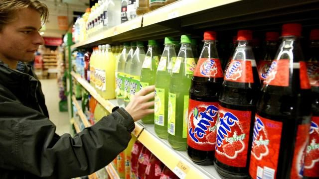 Napoje gazowane i bezalkoholowe będą droższe #popolsku