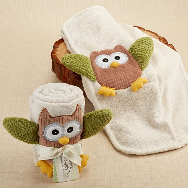 78 best pin to win sweepstakes adorable gifts that wow from baby rub a dub fox in the tub hooded spa robe personalization available owl baby negle Choice Image