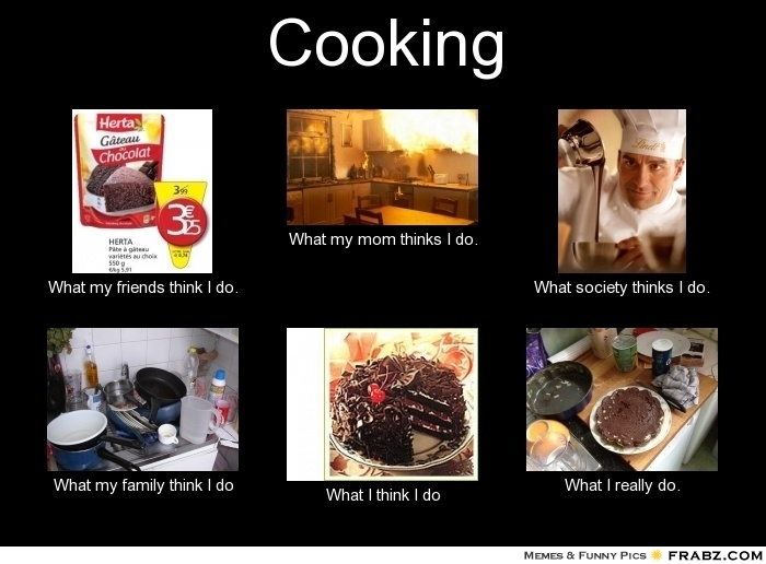 Fast Food Cooking Meme