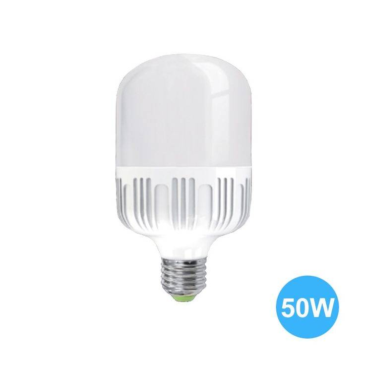 In-Lite Lampu LED Bohlam 50 Watt.  - Voltage : 165V - 265V - Color : Cool Daylight , Warm White. - Base : E27 - Dimmable : Non Dimmable - Life Span : Long Life up to 25.000 hours. - Harga untuk 1 Lampu.  http://in-lite.id/led-bulb/215-in-lite-lampu-led-bohlam-50-watt.html  #inlite #lampuled #bohlam #lampuhematenergi
