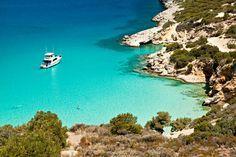 Consejos: las 10+1 islas griegas más bonitas. Santorini, Mykonos, Paxos, Tinos, Ikaria, Skyros, Gavdos, Milos, Creta, Rodas y Cos.