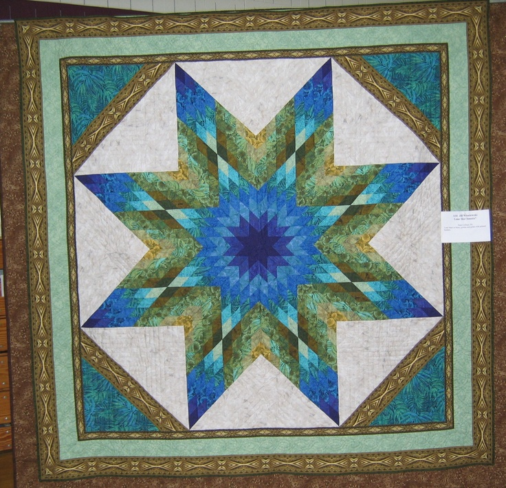 1000 Images About Lone Star Quilts On Pinterest Black