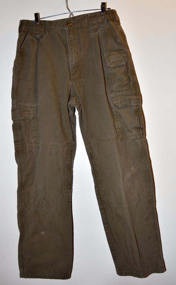 5.11 TACTICAL Cargo Pant 34x32 #74251 Tundra #511Tactical #Cargo