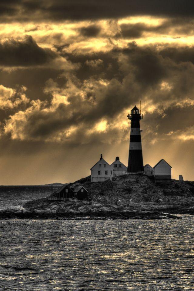 Landegode Lighthouse, Norway