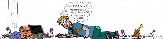 NASA #earthquake news got you all riled up? Check out our blog and learn more!