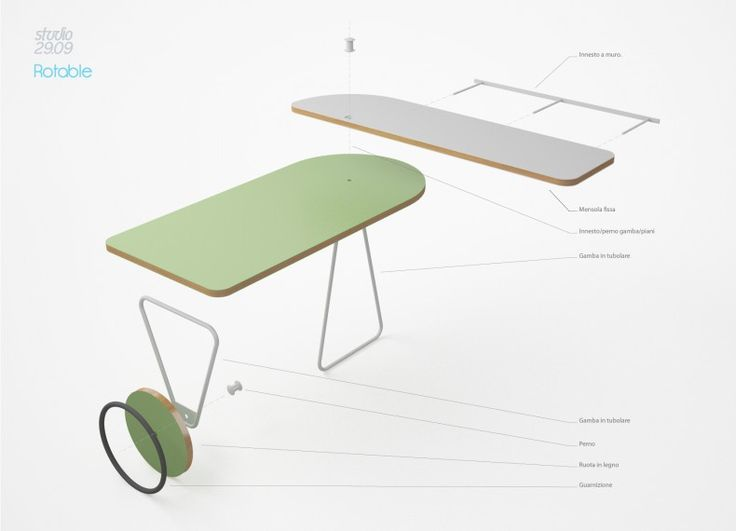 consolle table #design #home #office
