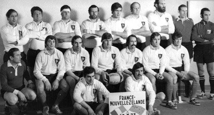 XV de France 1973 (face aux All Blacks)