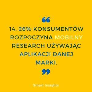 Mobile Marketing Automation | Mobile marketing jest ważny! 25 statystyk, które musisz znać #CRMfroMobile #MobileMarketingAutomation #Statystyki