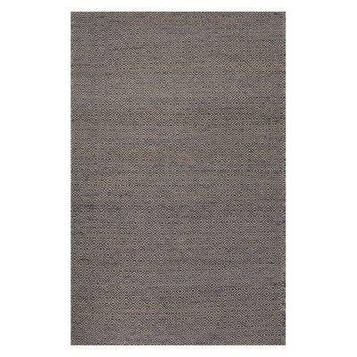 Jaipur Woven Ambary Woven Wales Area Rug Gray/Ebony Slate - RUG116740