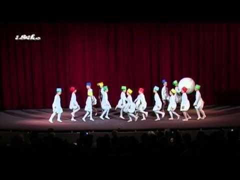 TANEC PRO RADOST 2013 SNĚHULÁCI - YouTube