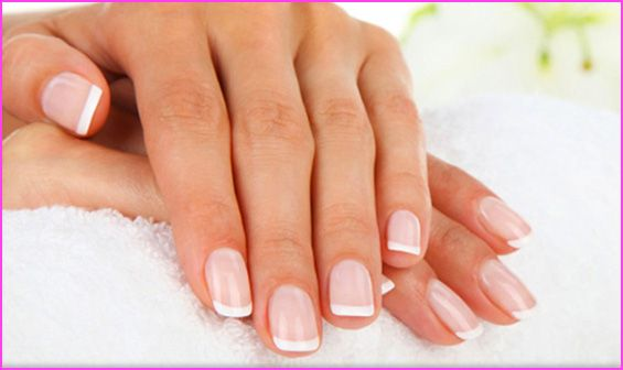 Tips for how to take care of beautiful nails in winter #NailTips #NailCare #NailCareTips