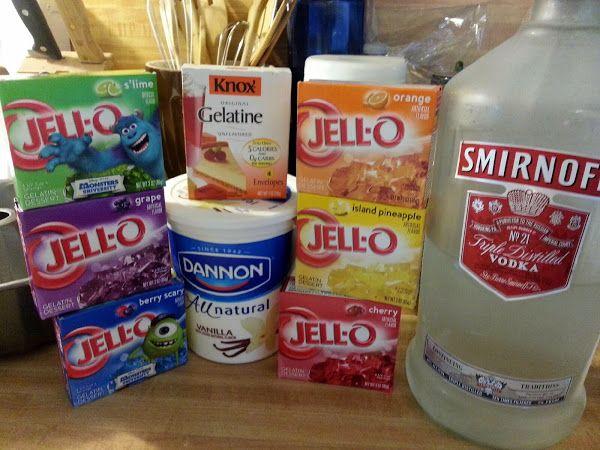 Cake Jello Shots Recipe: Best 25+ Jello Shot Cake Ideas Only On Pinterest