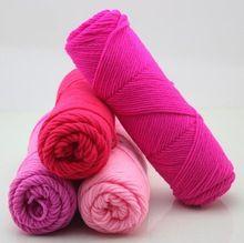 Плотные нитки для вязания крючком