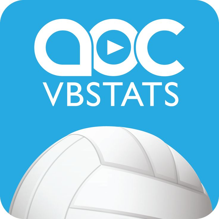 AOC VBStats for iPad is volleyball's premier statistics app, recommended by elite clubs and high school programs as well as top-tier NCAA and FIVB coaches. $29.99 in the Apple App store.