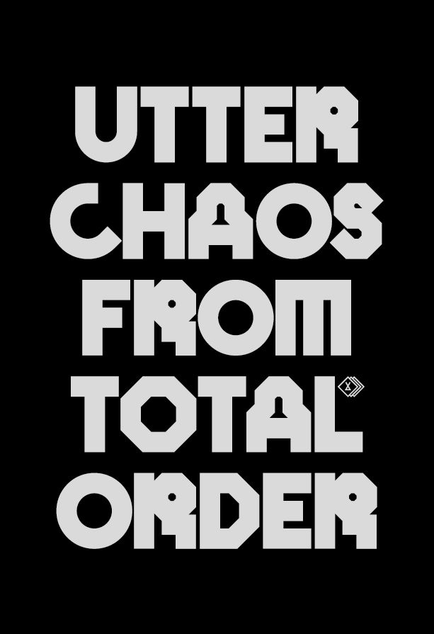 Dark side of typography: Photo