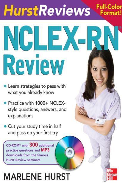 Hurst Reviews NCLEX-RN Review PDF