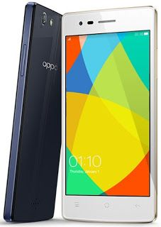 OPPO Neo 5 Smartphone Android harganya cukup terjangkau dan cukup keren dengan kamera utama 8 MP yang ada LED flash-nya.