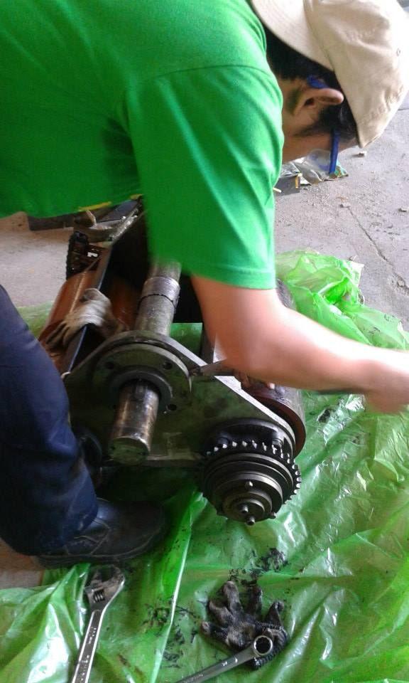 Sahl Engineering Jasa Service Maintenance Belt Mesin Industri  Jababeka
