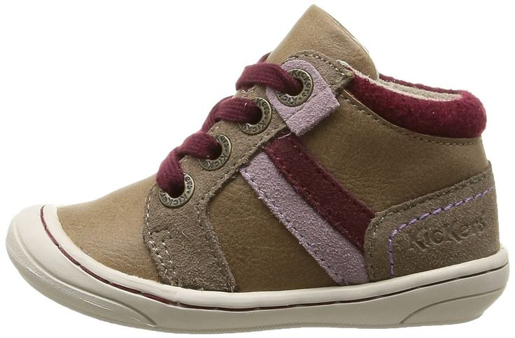 Kickers zelyre scarpe primi passi unisex bambino amazon for Amazon scarpe bambino