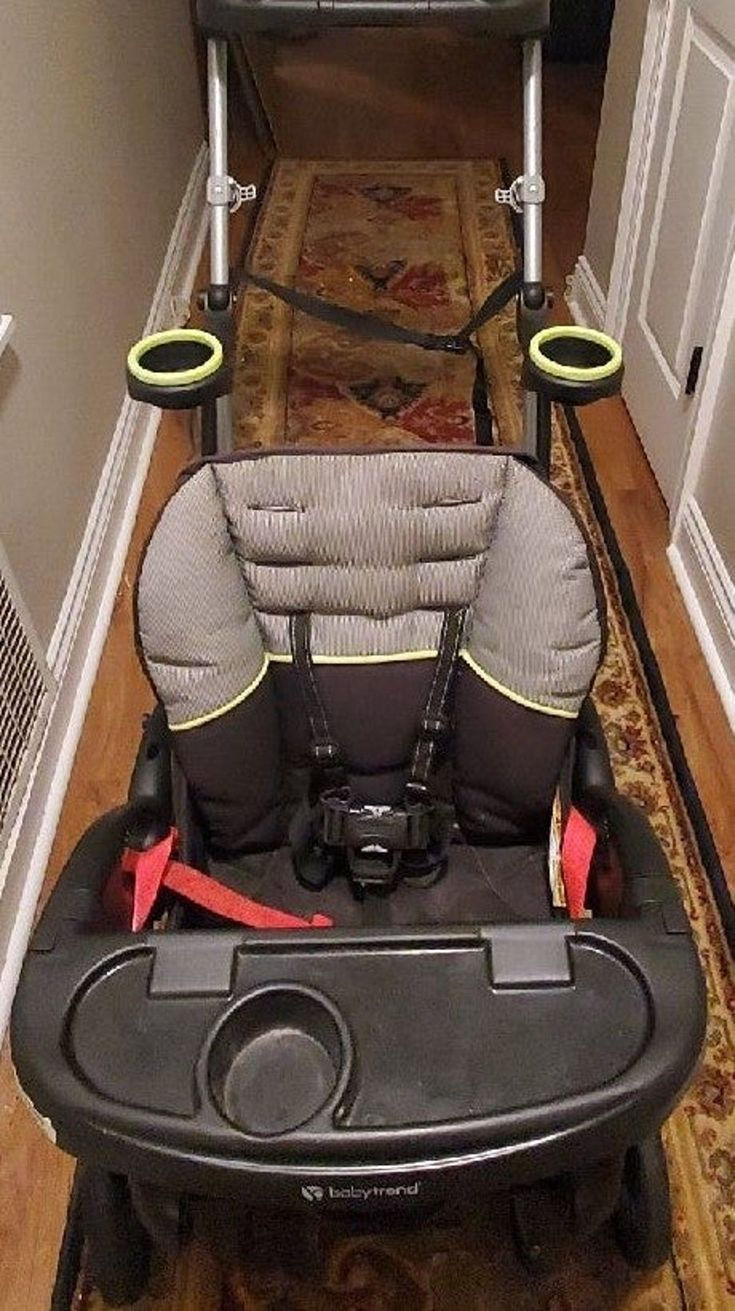 Baby Jogger City Select Lux Twin Double Stroller Granite w