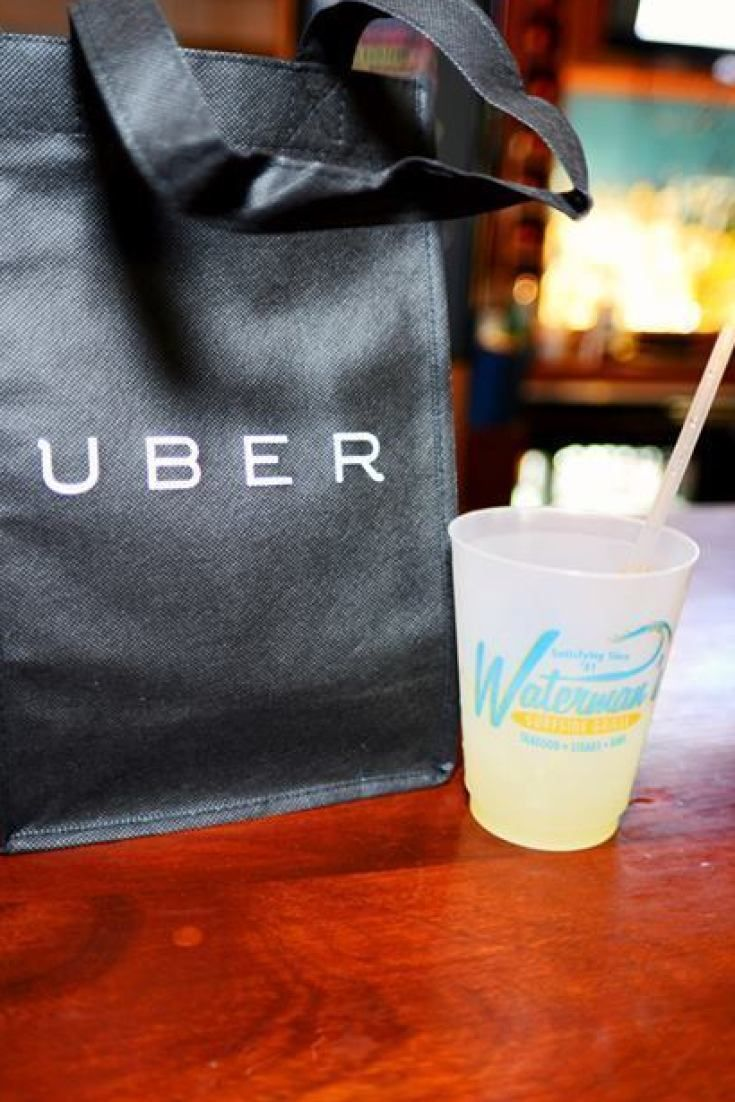Uber Food Delivery Is Happening