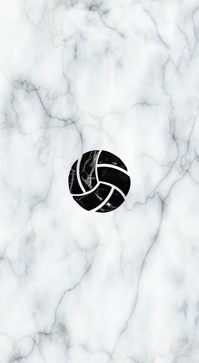 Pin By Lyss On Sports Volleyball Wallpaper Volleyball Backgrounds Sport Volleyball