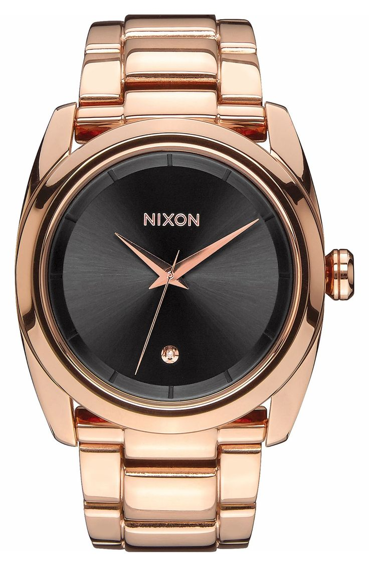 s nixon queenpin large bracelet 36mm