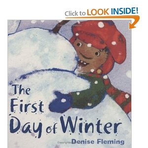 31 best childrens books winter images on pinterest baby books the first day of winter fandeluxe Gallery