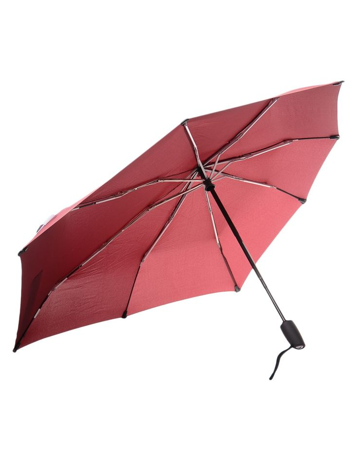 Senz Burgundy Automatic Umbrella | Accent Clothing
