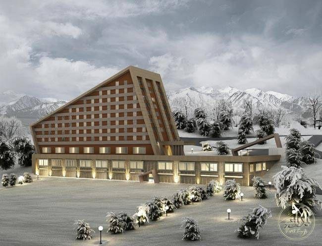 Otel Kaya Palazzo Ski Mountain Bolu #bolu #otel #kayak #kış sporları Bolu, Kartalkaya mevkiinde, Bolu merkeze 40 km, havaalanına 190 km, Ankara'ya 180 km, İstanbul'a 250 km uzaklıktadır.